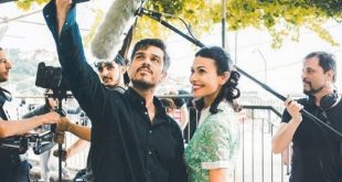 Massimiliano Varrese e Valentina Melis, i due protagonisti di Affittasi Villa