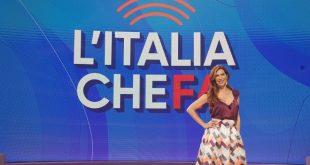 Veronica Maya conduce L'Italia che fa