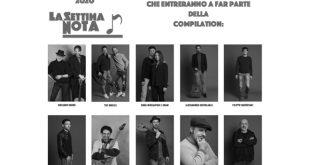 Finalisti La settima nota 2020. Foto di Massimo De Ceglie