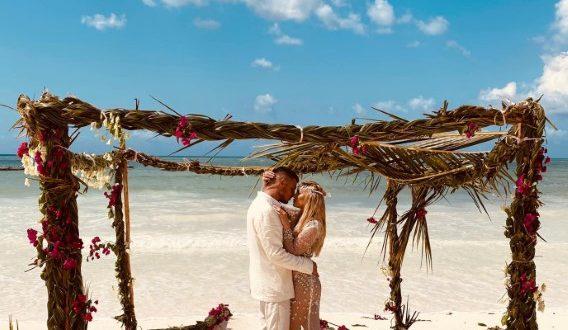"""Elena Morali: per il matrimonio """"Favoloso"""" sceglie l'Africa"""