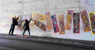 Ischia Art Street Gallery - Mimmo di Caterino presenta Bansky