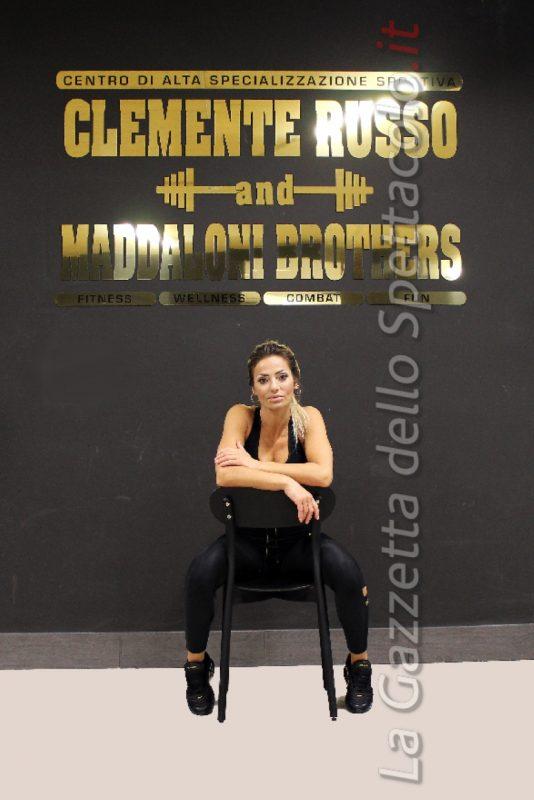 Laura Maddaloni - Intervista per La Gazzetta dello Spettacolo