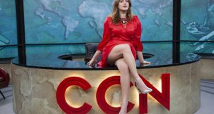 Michela Giraud conduttrice di Comedy Central News