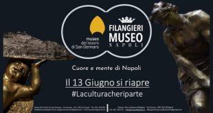 Napoli, riaprono i musei di via Duomo