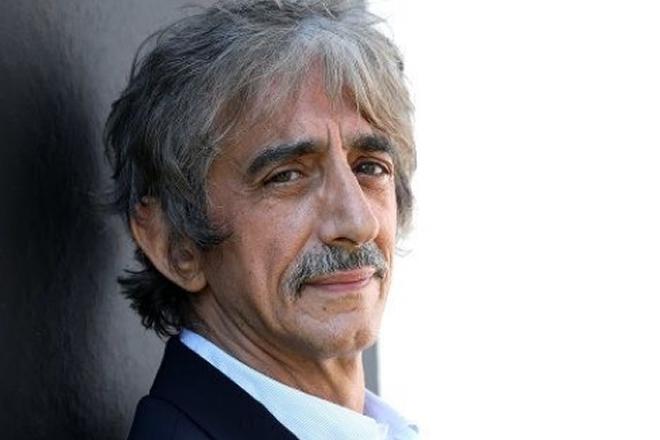 Sergio Rubini, premio alla carriera dell'Ischia Film Festival 2020. Foto da Ufficio Stampa