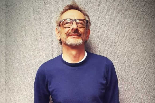 Stefano Piccirillo. Foto di Alfio Battaglia