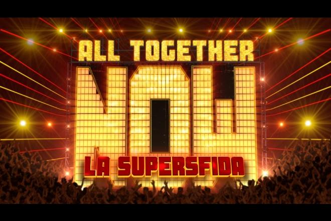 All Togheter Now - La Supersfida