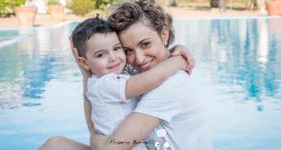 Anna Clavo e Michael di TikTok. Foto di Franco Borrelli