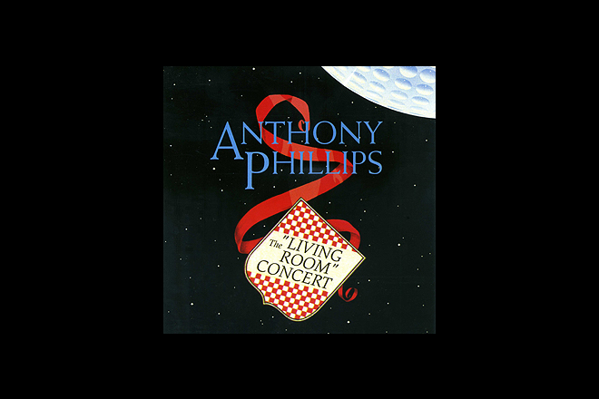 Anthony Phillips - The Living Room Concert