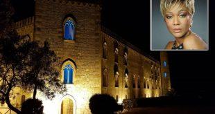 Castello di Donnafugata scenario di Ragusani nel mondo con ospite Amii Stewart