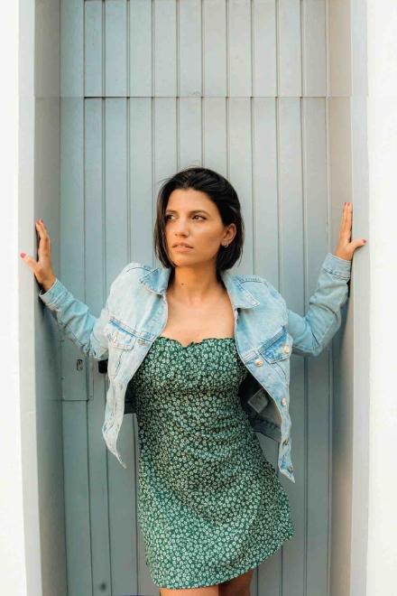 Deborah Iurato. Foto di Andrea Occhipinti