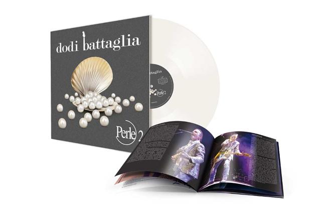 Dodi Battaglia - Perle 2 in vinile