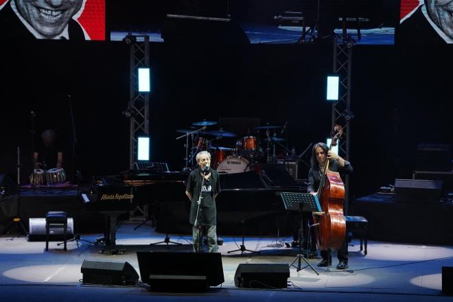 Enzo Moscato al Premio Carosone 2020
