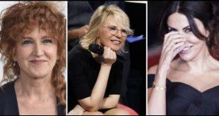 Fiorella Mannoia, Sabrina Ferilli e Maria De Filippi annunciate nei Palinsesti Rai