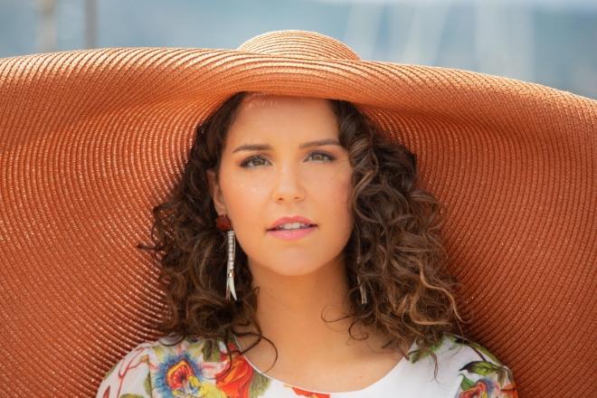 Giulia Luzi. Foto di Gaetano La Fico