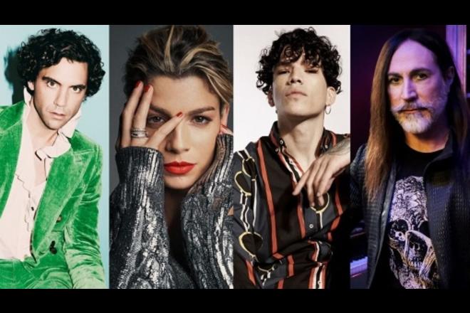 I giudici di X-Factor 2020