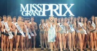 Jo Squillo conduce Mister Italia e Miss Grand Prix