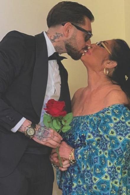Marco Calone e Cinzia Oscar