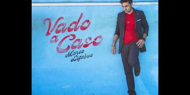 """Marco Ligabue, il nuovo singolo è """"Vado a Caso"""""""
