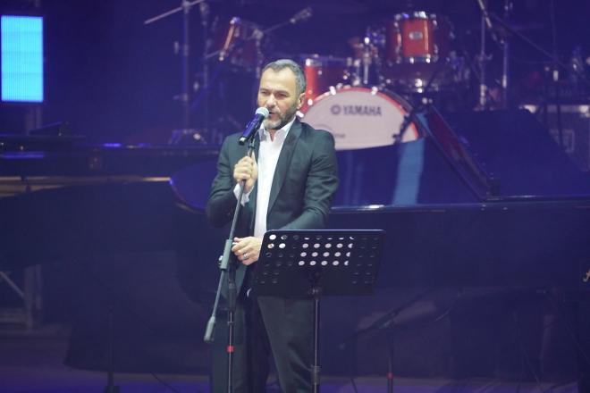 Massimiliano Gallo al Premio Carosone 2020
