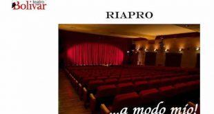 Riapro a modo mio - Teatro Bolivar