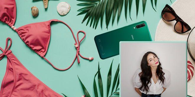Smartphone e Bikini: 5 trucchi per le foto perfette