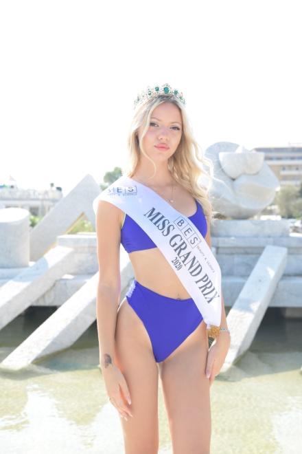 Camilla De Berardinis, Miss Grand Prix 2020