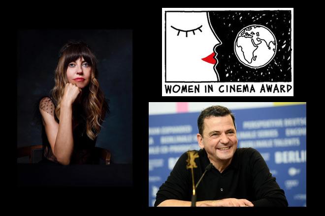 Chiara Tagliaferri e Christian Petzold premiati per Women in Cinema Award 2020