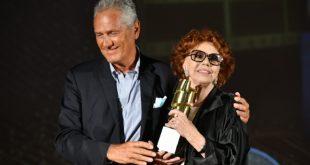 Francesco Rutelli e Giovanna Ralli per La Pellicola d'oro 2020