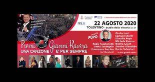 Premio Gianni Ravera 2020