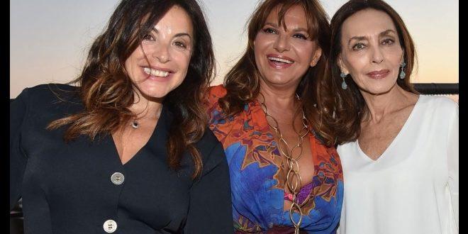 Party romano per Elena Bonelli