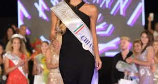 Elisa Crocchianti - Miss Reginetta d'Italia 2020