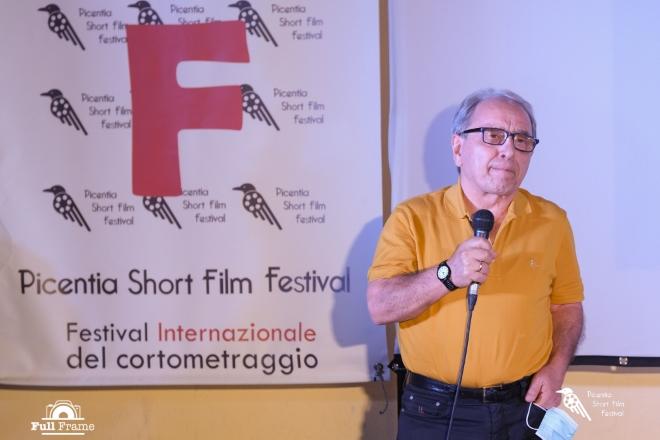Ernesto Mahieux per il Picentia Short Film Festival 2020
