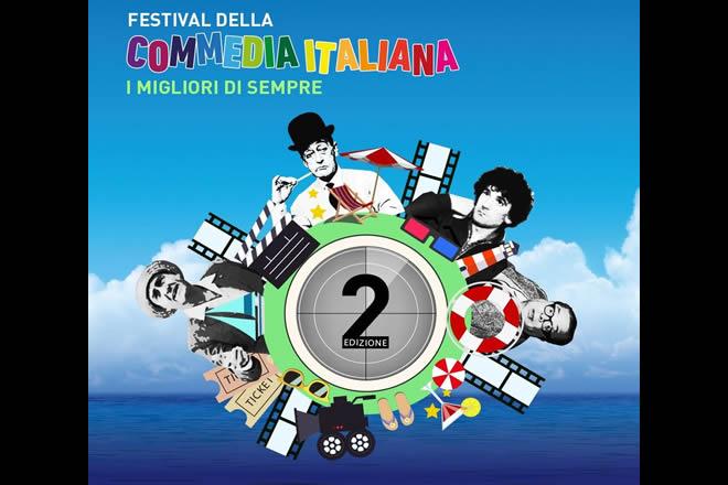 Festival della Commedia italiana a Formia 2020