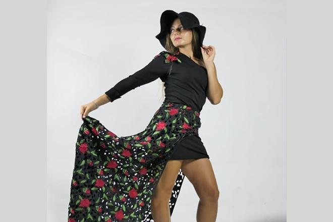 Jessica Gravante. Foto fornita dall'intervistata
