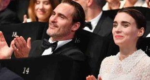 Joaquin Phoenix e Rooney Mara. Foto dal Web