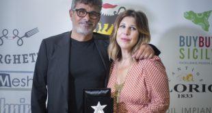 Paolo Genovese e Michela Andreozzi per Festival del Cinema Italiano 2020. Foto di Giovanni Stella