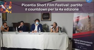 Picentia Short Film Festival 2020 - Cover