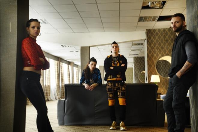 Suburra - La serie - Capitolo 3. Foto di Emanuela Scarpa per Netflix