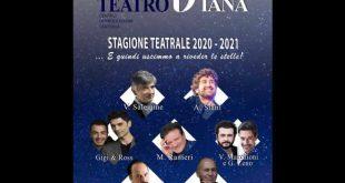 Teatro Diana - Stagione Teatrale 2020-21