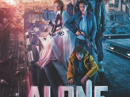 Amazon Prime Video: arriva Alone di David Moreau