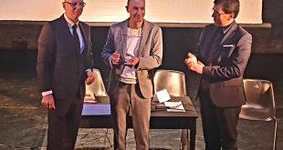 Arturo Brachetti riceve il Premio Le cattedrali letterarie europee 2020