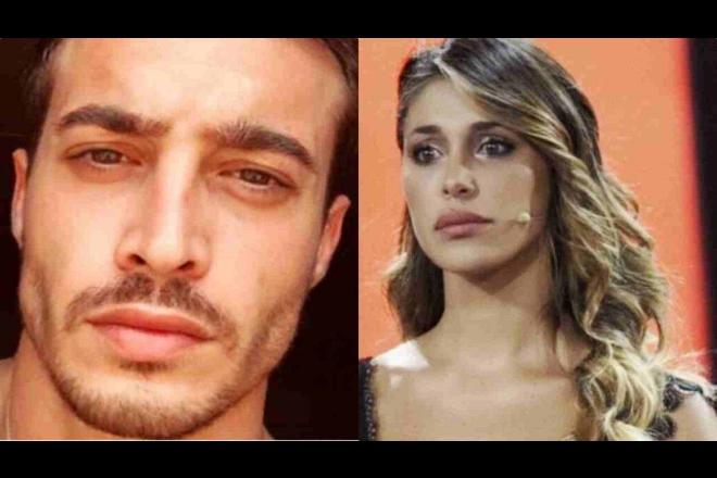 Belen Rodriguez e Antonino Spinalbese. Foto dal Web