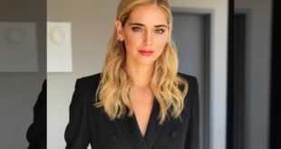 Chiara Ferragni becomes CEO and President of TBS Crew SRL2 - 2017 - December - Cover