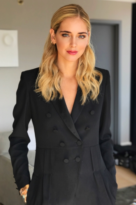 Chiara Ferragni becomes CEO and President of TBS Crew SRL2 - 2017 - December