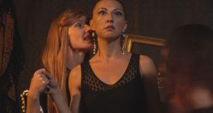 Corinna Coroneo e Sara Kepfer in Satana - La casa di sabba