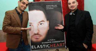 Elastic Heart - Giuseppe Cossentino e Nunzio Bellino. Foto di Roberto Jandoli