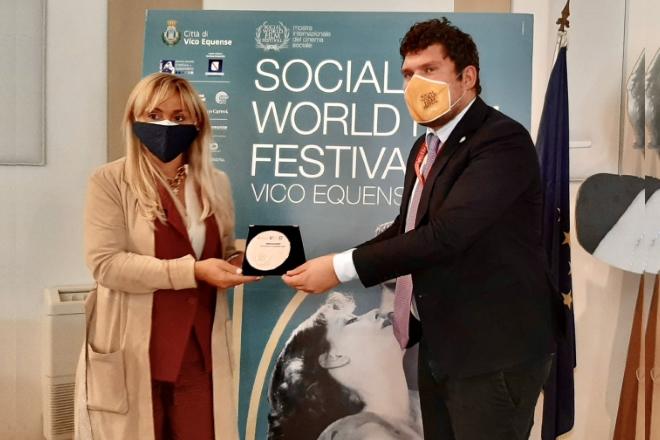 Ester Gatta e Giuseppe Alessio Nuzzo per Ambassador International Competition 2020