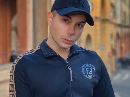 Federico Rutali: faccio l'influencer e metto la mia verginità all'asta