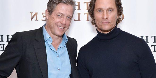 Grent e McConaughey complici per i rispettivi genitori